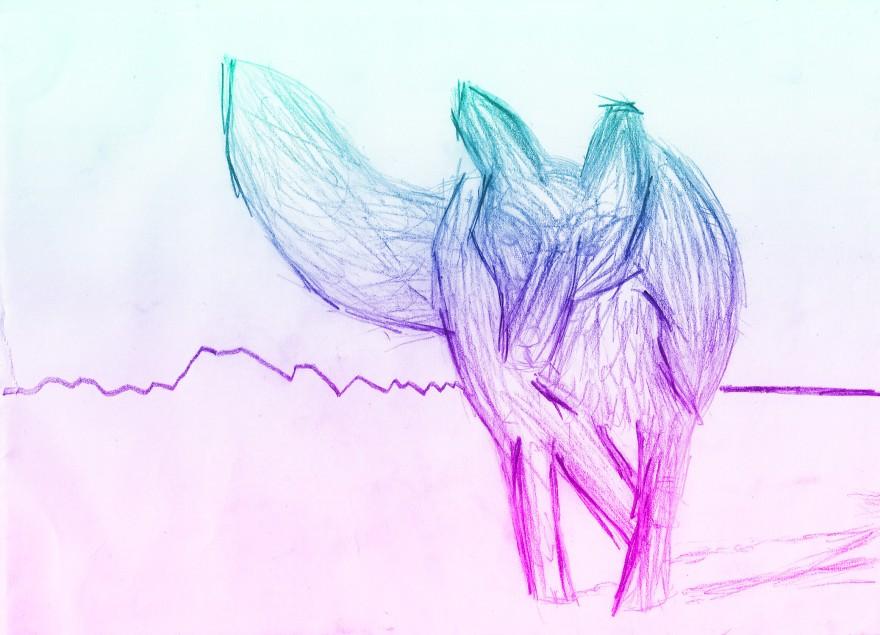 scribbling dribbling fox .jpg