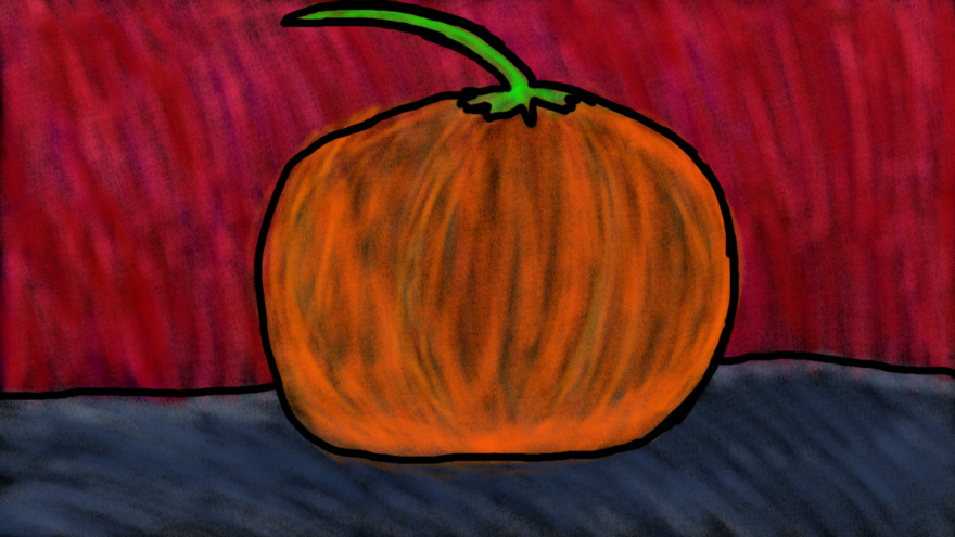 pumpkos the obligatory pumpkin drawing.png